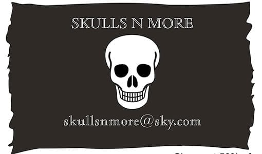 skulls n  more